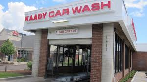 Kaady Car Wash Cards
