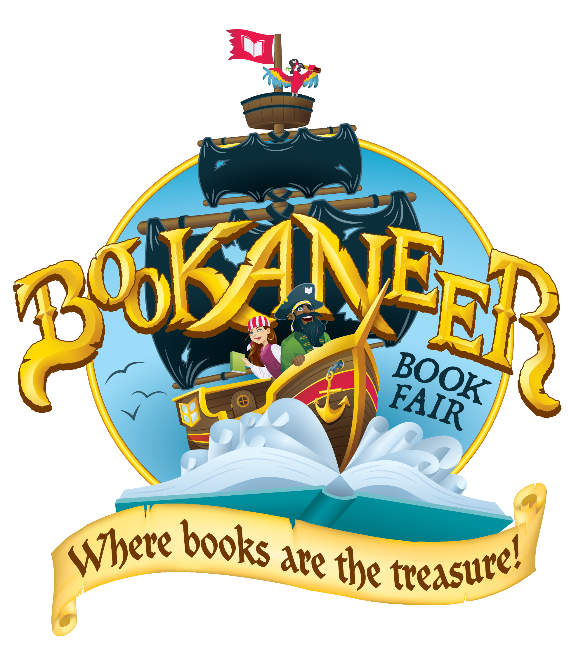 Book Fair at Riverdale Grade School