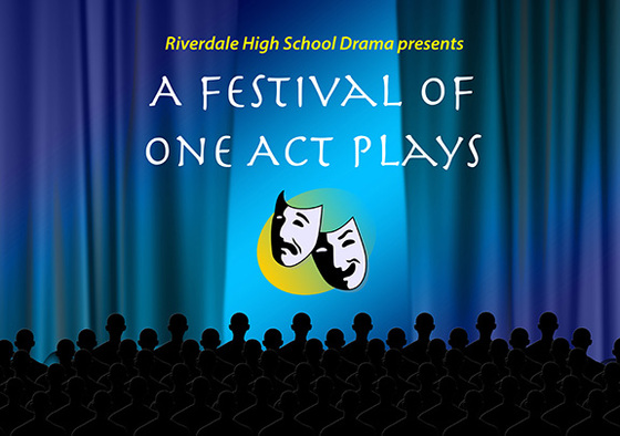one acts drama festival my first